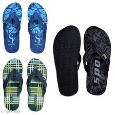 Flip Flops Style Tag Combo of 3 Mens's Casual Slipper Material: Synthetic Multipack: 3 Sizes:  IND-7, IND-6, IND-10, IND-9, IND-8 Country of Origin: India Sizes Available: IND-6, IND-7, IND-8, IND-9, IND-10   Catalog Rating: ★4.1 (1486)  Catalog Name: Modern Fabulous Men Flip Flops CatalogID_2668342 C67-SC1239 Code: 493-13571482-468