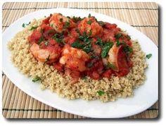 Spicy Shrimp Recipe