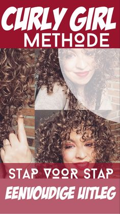 Curled Hairstyles, Diy Hairstyles, Afro, Curls, Shampoo, Curly Girl Method, Hair Styles, Make Up, Inspiration