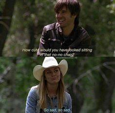 Amy And Ty Heartland, Heartland Quotes, Heartland Ranch, Heartland Tv Show, Heartland Seasons, Ty Y Amy, Batgirl Mask, Heart Land, Horse Riding Quotes
