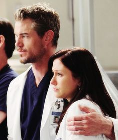 Mark and Lexie #Slexie
