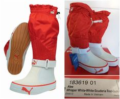 Puma ALEE GORE-TEX Sailing Boots Shoes Volvo Ocean Race Luff Boat Yacht  Deck UK7 f52ee0e6a40