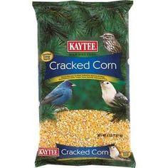 KAYTEE® Cracked Corn Wild Bird Food at PetSmart. Shop all bird wild bird food online Wild Bird Food, Wild Birds, High Energy Foods, Squirrel Food, 54 Kg, How To Attract Birds, Odor Remover, A Team