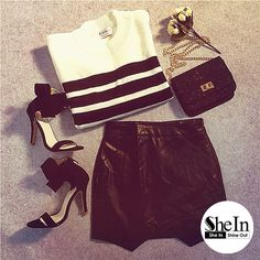 Check out your must-have pieces from SheInDaily collection.     -SheIn