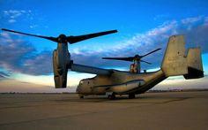 Fonds d'écran Avions Avions militaires Osprey