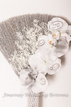 Regal Opulence Wedding Broom BEST SELLER by JourneyWeddingBrooms, $59.95