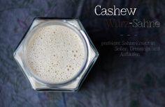 Cashew-Würz-Sahne
