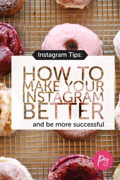 Have you been frustrated with your Instagram account lately? These Instagram tips might help!