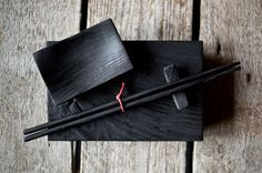 Handcrafted sushi set