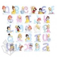 Precious Moments - Disney Alphabet Letter