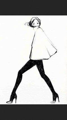 Garance Dore illustration
