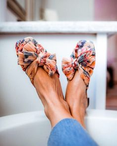 How to Give Yourself an At Home Facial: Tips from a Pro Esthetician At Home Face Mask, Face Masks, Floral Shoes, Cool Summer Outfits, Facial Massage, All About Shoes, Facial Oil, New Skin, Beauty Industry