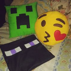 Pillows made by me!