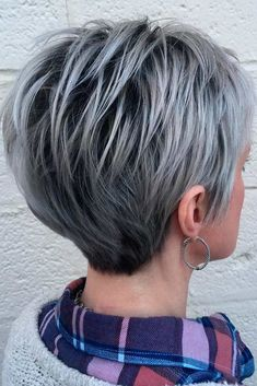 Trendy Short Haircuts For Women Over Fifty  See more: glaminati.com/
