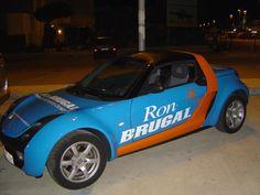 Street show Brugal Street Marketing, Car, Automobile, Vehicles, Cars