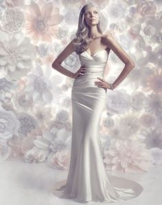 Truly Classic Casablanca Wedding Dresses 2015 Collection