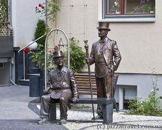 Sculptures in Quedlinburg