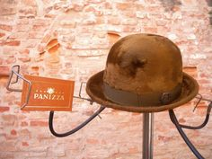 Panizza DeLuxe. Check out this item in my Etsy shop https://www.etsy.com/listing/290556817/panizza-de-luxe-with-panizza-hat-box