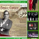 Omaggio ad Enrico Caruso per Cadodanno 2016