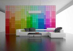 De wereld van de kleuren