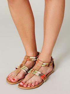 friendship sandal. splendid.