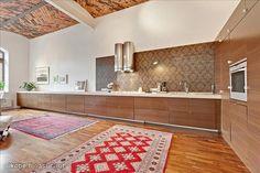 brick ceiling / Tiilikatto
