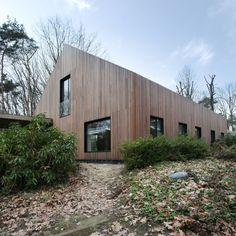 HOUSE VC | ILB Architecten                                  Photo: Philippe van Gelooven
