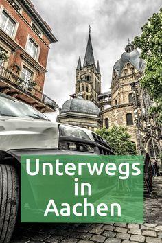 Aachen – ein kalter Tag im Westen der Republik