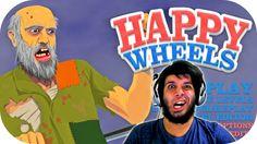 HAPPY WHEELS - MAPA DAS DORGAS!