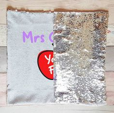 Check out this item in my Etsy shop https://www.etsy.com/uk/listing/539717461/personalised-fab-teacher-sequin-mermaid
