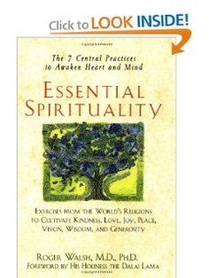 Essential Spirituality: The 7 Central Practices to Awaken Heart and Mind: Roger Walsh: 9780471392163: Amazon.com: Books