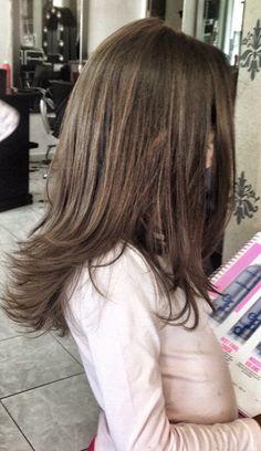 Divino corte de cabello para niñas Girls haircut