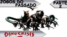 JOGOS DO PASSADO - DINO CRISIS 2 - #04 [PARTE 2]