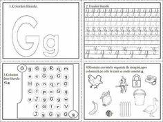 Kindergarten Crafts, Preschool Math, Preschool Worksheets, Cursive Writing Worksheets, Tracing Worksheets, Spring Activities, Coloring Pages, Diy And Crafts, Alphabet