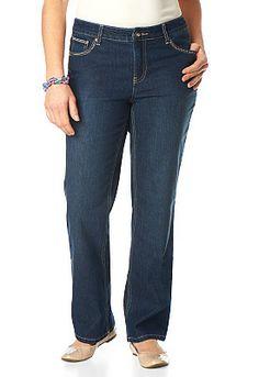 Petite Signature Slimming Bling Jean