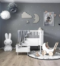 baby girl nursery room ideas 636063147357478739 - Idea Recámaras para bebés Gris – Baby Room Ideas Source by babyroomideasme