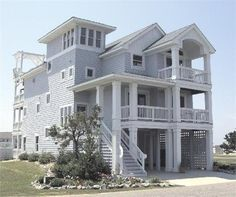 Plan 86008BW: Stylish Beach House Plan | Pinterest | Beach house ...