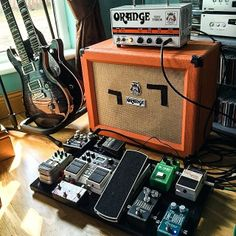 Featuring @mattcowboy32 today with this awesome set up! Love the back to back @emersoncustom EM Drive and Paramount! Hashtag #RogueGuitarShop to get your pedalboard, gear, or guitar featured on our instagram. #epictone #knowyourtone #pedaloftheday #geartalk #guitarfx #toneheaven #tonetalk #tonejunky #rogueguitarshop #toneaholic #tonefordays #tonejunky #sexytone #toneme #toner #gottone #gearnerds #gearshot #gearwire #boutique