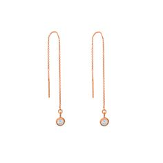 Ohrringe Pure, lang - Art.-Nr.: OH4253 #Leafschmuck #Leafjewelry #jewelry #rose #rosé #gold #fashion #style #stylish #cute #beautiful #beauty #jewelry #jewels #jewel  #fashion #gems #gem #gemstone #bling #stones #stone #trendy #accessories #love #crystals #ootd #fashionista #accessory #fashionjewelry #earrings