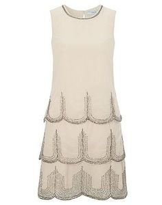 1920s wedding dress- cute for rehearsal dinner
