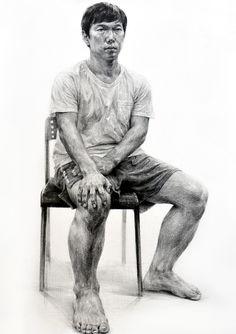 #sketch Human Figure Drawing, Figure Sketching, Body Drawing, Human Art, Human Human, People Figures, Still Life Drawing, Cute Girl Wallpaper, Drawing Tutorials