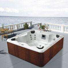 "Spa ""Samoa"" 4/5 places assises - 230x220x80cm"