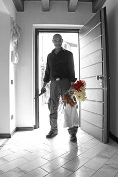 """""""L'uomo perfetto"""" (2013) di Ylenia Carnevali, vincitrice ex equo con Karen Di Paola del concorso creativo """"Chiamala violenza, non amore"""", organizzato da Gi.U.Li.A , la rete nazionale delle giornaliste unite libere autonome."""