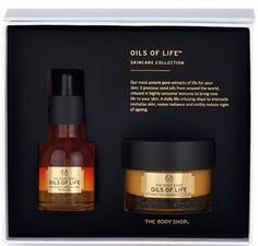 Amostras e Passatempos: Passatempo Kit Oils of life™ | The Body Shop by Th...