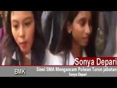 """Detik-detik Sonya Depari """"Anak JENDERAL"""" Caci Maki Polwan Cantik #YouTube"""