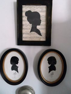 Bella...my silhouettes ~mbr~