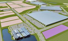 Renewable Energy Industrial Park planned in Columbus