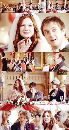 castielsfallenvessel:  happy anniversary to Amy and Rory who became Mr and Mrs Pond 5 years ago in series 5 final The Big Bang   Happy #Pondiversary! To celebrate their wedding anniversary, today is going to be all about love here on the Doctor Who Tumblr.