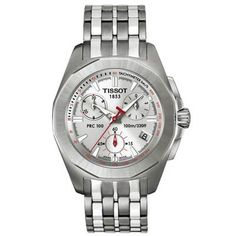 T22.1.386.31 TISSOT T-SPORT PRC 100 CHRONOGRAPH LADIES WATCH Price $420