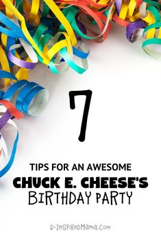 Chuck E. Cheese Birthday Party Packages make kids' parties pretty stress-free as it is. But here are some simple tricks to make it even easier and more fun! Chuck E Cheese Birthday, Birthday Party Invitations, Birthday Parties, Birthday Star, Cheese Party, Party Guests, For Your Party, Stress Free, Homemaking